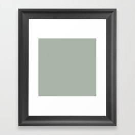 SAGE Framed Art Print