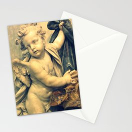 The Hallelujah Cherub. Stationery Cards