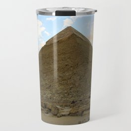 Great Pyramid or the Greatest Pyramid? Travel Mug