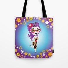 Sugarskull Babe Tote Bag