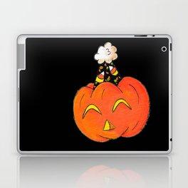 Party Pumpkin Laptop & iPad Skin