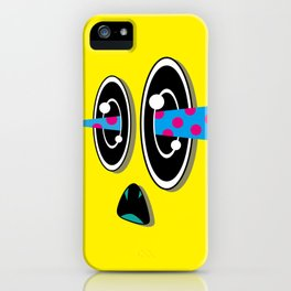 NOiSE (Original Characters Art By AKIRA) iPhone Case