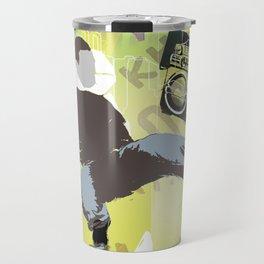 ghetto blaster Travel Mug