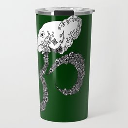 Remover of All Obstacles  Travel Mug
