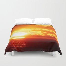 Gorgeous Sunset Duvet Cover