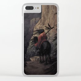 The Stormseeker Clear iPhone Case