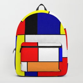 Mondrian #1 Backpack