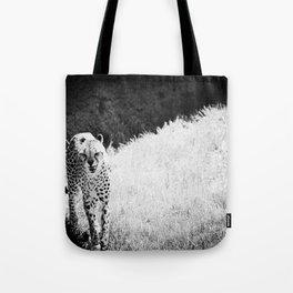 Lady Leopard Tote Bag