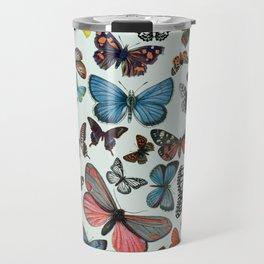 BUTTERFLY CLUSTER II Travel Mug