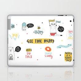 All the Happy Laptop & iPad Skin