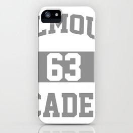 Gilmour Academy iPhone Case