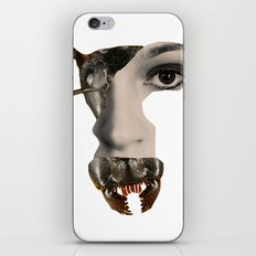 Ant Face iPhone & iPod Skin