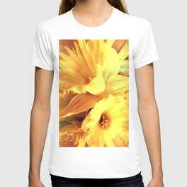 Daffodils In Spring T-shirt