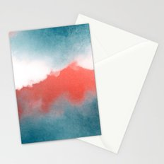 clouds III Stationery Cards
