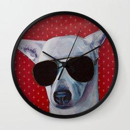 Sasha Fierce too Cool for School Wall Clock