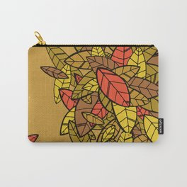 Autumn Memories (a pile of leaves) Carry-All Pouch