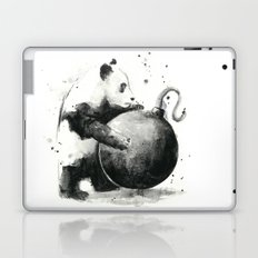 Panda Boom Laptop & iPad Skin