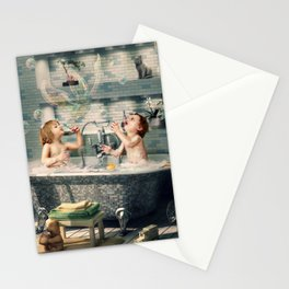 """H. Ch. Andersen tale motive  """"The Ugly Duckling"""" Stationery Cards"""
