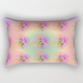 Pattern by flowerpower Rectangular Pillow