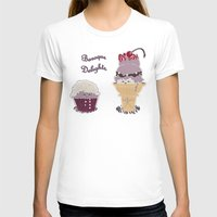 baroque T-shirts featuring Baroque Delights by Inque