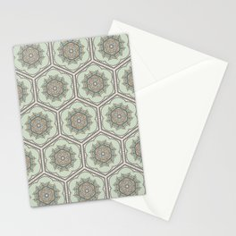 Hexaflower Stationery Cards