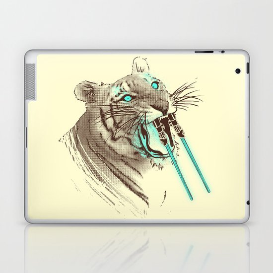 Saber-toothed Tiger Laptop & iPad Skin