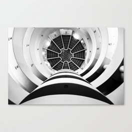 Solomon R. Guggenheim Museum Canvas Print