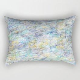 Smoke pattern Rectangular Pillow