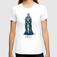 valar morghulis T-shirts featuring Ulmo by wolfanita