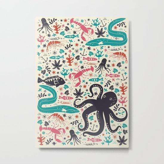 Sea Patrol Metal Print