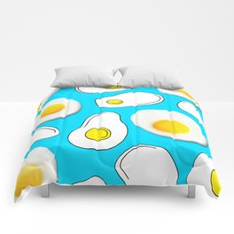 Eggs Eggs Eggs Comforters