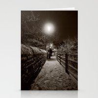 ghost Stationery Cards featuring Ghost by Mark Nelson