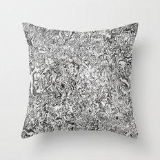 Hidden Universe Throw Pillow