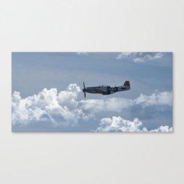 Cadillac of the Skies Canvas Print