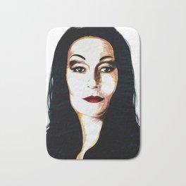 Morticia Addams Bath Mat