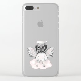 Be Good Clear iPhone Case