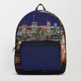 Montreal Nightlights Backpack