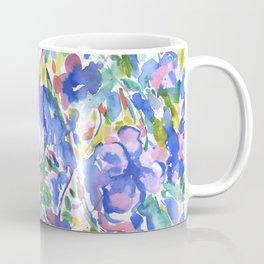 Maximal Floral Wild & Free Coffee Mug