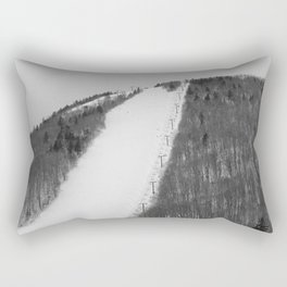 Ovation - the steepest trail in the East Rectangular Pillow