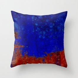 Simon Carter Painting Creeping Beauty Throw Pillow