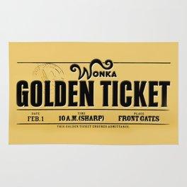 Golden Ticket Rug