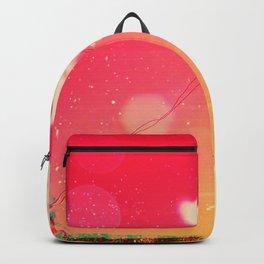 Flying Saucer Fantasy Backpack