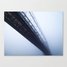 Foggy Lift #2 Canvas Print