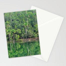 Lush Oasis Stationery Cards