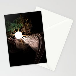 Treevisiting the Double Helix Stationery Cards