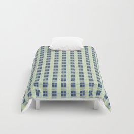 1982 est. New Plaid Four Comforters