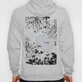 Love in air Hoody