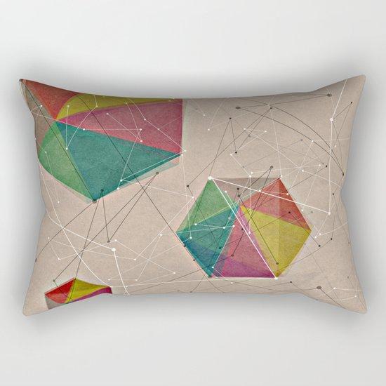 GEOMETRIC IV Rectangular Pillow