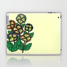technicolor flowers Laptop & iPad Skin