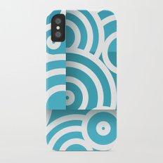 optical illusion_1 iPhone X Slim Case